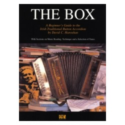 The Box Irish Button...