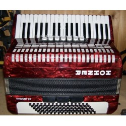 Hohner Student 96 3 voice piano accordion Used