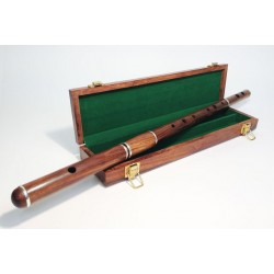 Boorinwood Rosewood Irish Traditional D Flute
