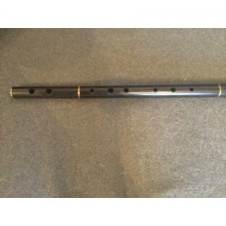 Aire De Keyzer Hand Made African Blackwood Irish Traditional D Flute Used
