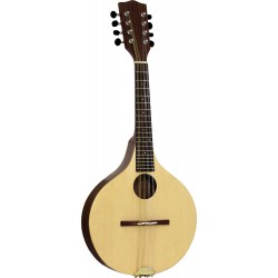 Ashbury Rathlin Walnut Flat Top  Mandolin