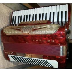 Hohner Verdi VN Midi 4 Voice 120 Bass Scottish Musette Used