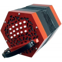 New Anglo Concertina G/C 30...