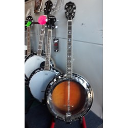 Boorinwood TB-75 Irish Tenor Banjo with Brass Tone Ring
