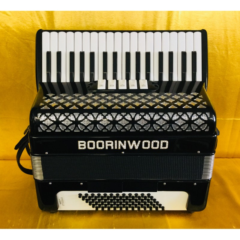 Boorinwood Professional 34/72