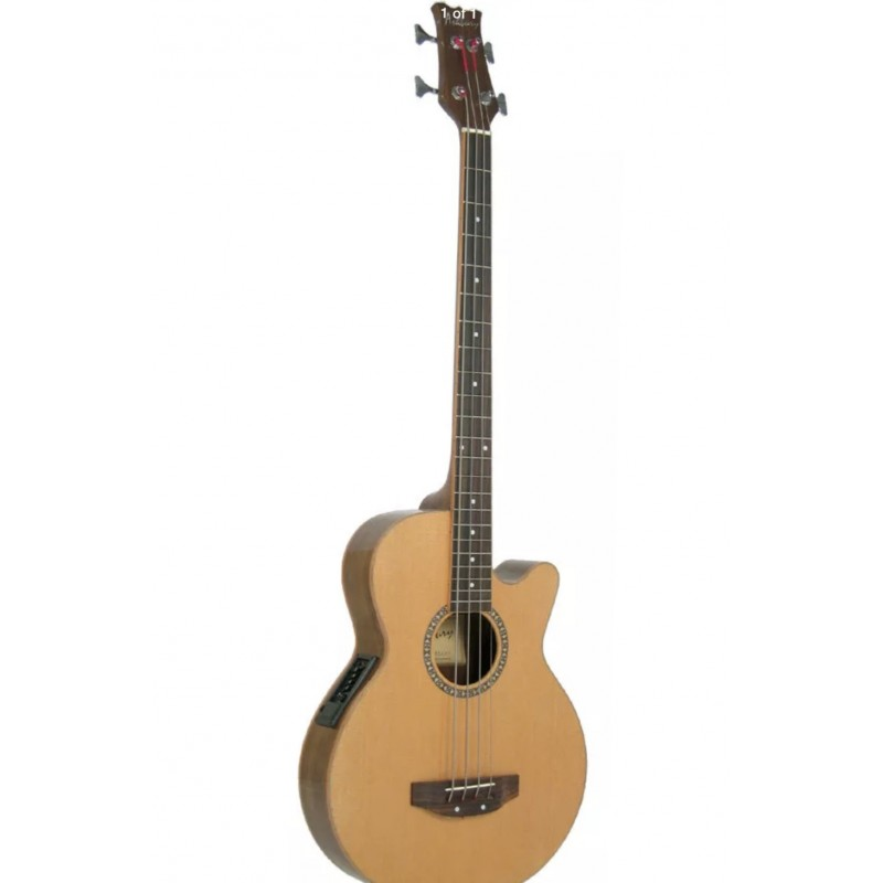 Ashbury AGB-30 Electro Acoustic Bass Guitar