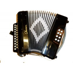 Chanson B/C 2 voice Irish Style Button Accordion