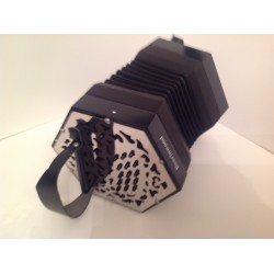New Boorinwood Concertina G/C 30 button Metal Ends