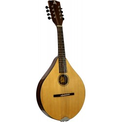 Ashbury Celtic Mandolin, Solid Spruce Top