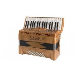 Saltarelle Clifden Piano Accordion 60 bass 2 voice