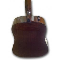 Boorinwood FAW803E Dreadnought Semi Acoustic Guitar Natural