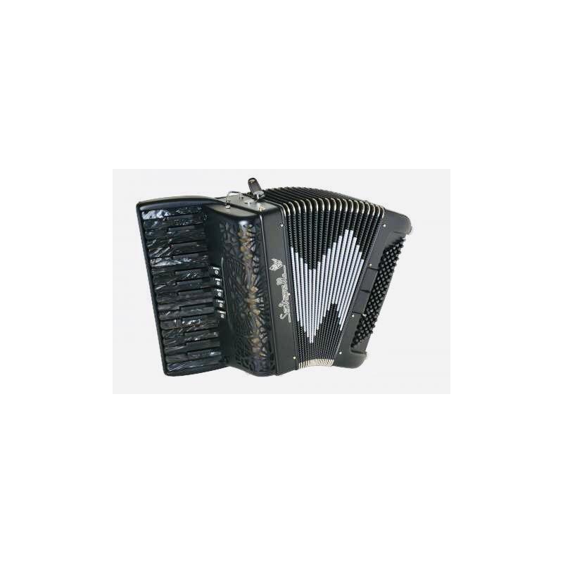 Saltarelle Impulse (Nathan Carter) 30 Key 96 Bass Accordion