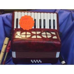 Lovely 22 Key 8 Bass Piano...