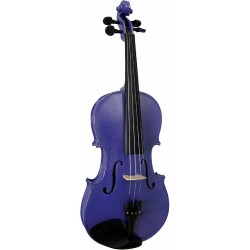 Blue Moon 3/4 Purple Violin