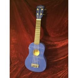 Soprano Ukulele - Blue