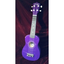 Soprano Ukulele - Purple