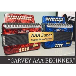 Garvey AAA B/C 2 voice Irish Style Button Accordion