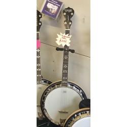Tanglewood Union Tenor 19 Fret Irish Tenor Banjo Used