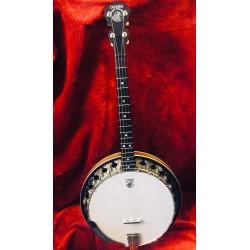 Used Deering Boston  Short Scale 17 Fret Irish Tenor Banjo