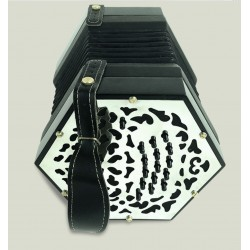 New Swan Anglo Concertina...
