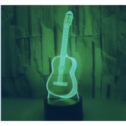 LED Acoustic Guitar Acrylic...