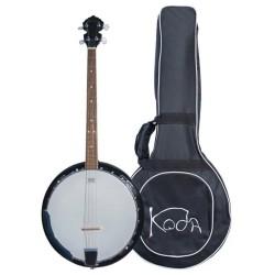 Koda 17 Fret Tenor Banjo with bag