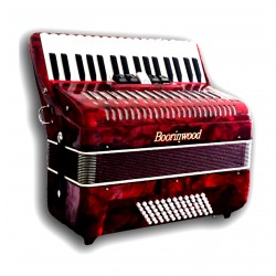 Boorinwood Student Range 34/72 3 voice Red