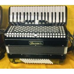 Chanson 37 Key 96 Bass 3...
