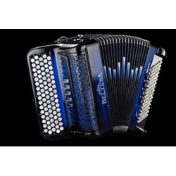 Beltuna C Scale 5 Row Midi Chromatic accordion 82/96 bass