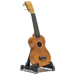 Koda Brown Soprano Ukulele with Bag