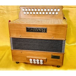 Garvey TAM2 Midi B/C Irish Style Button Accordion Used