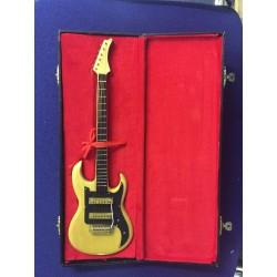 Model Guitar Gift - Stratocaster Copy Natural