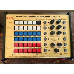 WEM Midi Partner MK II Sound Module Expander  used