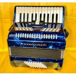 New Boorinwood 26 key 48 bass Piano Accordion