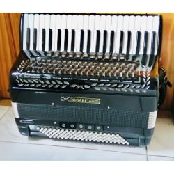 Bugari Armando Seniorfisa IV Voice 41/120 Accordion Used