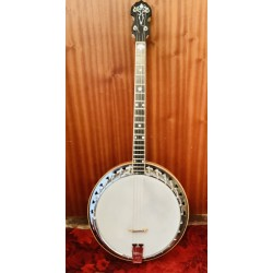 Vega vintage 1929 American 19 Fret Irish Tuned Tenor Banjo Used