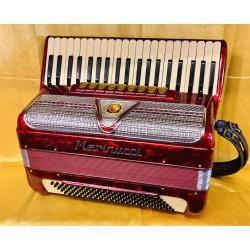 Marinucci IV Voice Musette 41/120 Scottish Piano Accordion Used