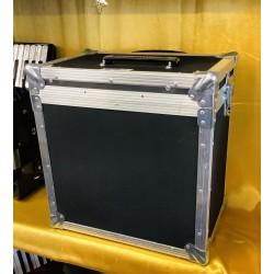 Wheeled Flight Case Heavy Duty Small Size Used