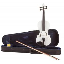 Koda White 1/2 Size Violin Outfit